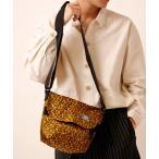 ショルダーバッグ バッグ 【MEI】ワンポイントロゴ レオパード柄 ミニメッセンジャーバッグ ショルダーバッグ
