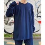 tシャツ Tシャツ 【TOMMY HILFIGER(トミー・ヒルフィガー)】 ワンポイント刺繍 長袖Tシャツ ロンT TOMMY Small Logo