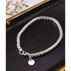 ブレスレット INS大人気 銀メッキ 高級感 シンプル デザイン ブレスレット/チェーン