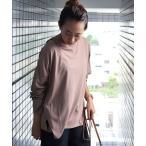 tシャツ Tシャツ 【WEB限定】オフショルダーレーヨンロンT×タンクトップ セットTシャツ