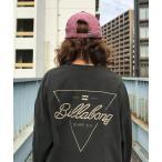 tシャツ Tシャツ BILLABONG /ビラボン ビッグシルエット バックプリントロンT  BA014-060/BA014-055