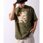 tシャツ Tシャツ 【LRG】カモフラ柄プリント 半袖Tシャツ