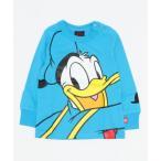 tシャツ Tシャツ ディズニー BIGフェイスロンT 4467K