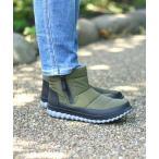 ブーツ TOKYO☆CAMPGO  安心は足元から【抗ウィルス加工】 全天候型 4cm4時間防水 アウトドアサイドジップブーツ