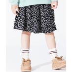 スカート チェック&柄スカート