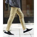 ダウンジョガーパンツ & スキニーパンツ / 暖かい あったか ダウンパンツ 裏起毛パンツ 裏フリース