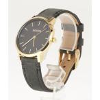 腕時計 NIXON/ニクソン 腕時計 PORTER 35 LE -ALLBK/GD NA11991031-00