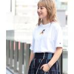 tシャツ Tシャツ Champion × BEAMS BOY / 別注<Disney(ディズニー)/ミッキーマウス Tシャツ