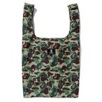 エコバッグ バッグ ABC CAMO SHOPPING BAG L M
