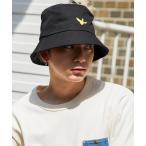 帽子 ハット Mark Gonzales/マークゴンザレス MONO-MART別注 2way バケットハット ワンポイント 刺繍(ユニセックス)