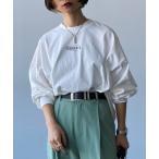 tシャツ Tシャツ フロントロゴBIGロンT