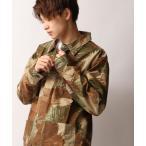 アウター 【LRG】カモフラ柄 シャツジャケット
