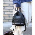 バッグ ハンドバッグ ▽GREGORY×FREAK'S STORE/グレゴリー 別注Logo Cinch Bag Middle/ロゴシンチバッグMサイ