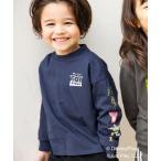 tシャツ Tシャツ 【ディズニー】ミッキーマウス/TOY STORY/クレイジーパターンロングTシャツ