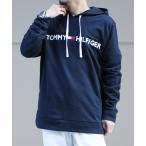 パーカー TOMMY HILFIGER/トミーヒルフィガー Logo Pullover Hoodie ロゴプルオーバーパーカー