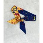 スカーフ バンダナ モチーフスカーフ