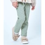 パンツ ウエストフリル/7days Style pants 9分丈