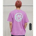 tシャツ Tシャツ 【ISTKUNST】LOGO&SMILEY TEE / イストクンスト ロゴ & スマイリー Tシャツ