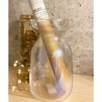 花瓶 【インテリア】オーロラカラー フラワーベース