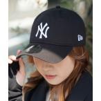 帽子 キャップ 【NEW ERA / ニューエラ】べーズボールNYロゴキャップ