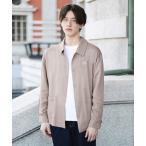 アウター 【Beauty&Habit】ロゴコーチシャツジャケット