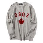tシャツ Tシャツ DSQUARED2(ディースクエアード)Kids & Junior プリント長袖ロンTカットソー