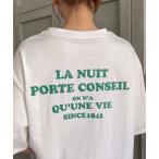 tシャツ Tシャツ コットン100%カラーロゴプリント半袖T