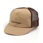 帽子 キャップ シンプルメッシュキャップ