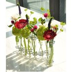 花瓶 【WEB限定】Link tube vase / リンクチューブ ベース シルバー