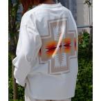 tシャツ Tシャツ PENDLETON/ペンドルトン BACK PRINT LONG SLEEVE TEE ロンT 1475-5001 ユニセックス