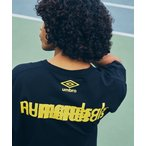 tシャツ Tシャツ [NUMERALS×umbro(アンブロ)]コラボバックグラフィックTシャツ