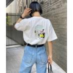 tシャツ Tシャツ モードフォトTシャツ