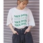tシャツ Tシャツ 2021SS ウェーブロゴBIGTシャツ