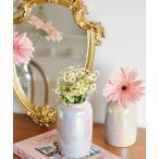 花瓶 オーロラミルキーフラワーベース