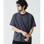 tシャツ Tシャツ チーフ・バリュー・オブ・コットン ボーダーTシャツ