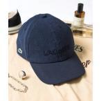 帽子 キャップ 【LACOSTE】Cla