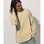 tシャツ Tシャツ スノーウォッシュワイド L/S TEE