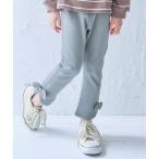 パンツ WEB限定 裾リボン/7days Style pants 9分丈