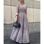ドレス オーナメントパネルドレス