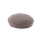 帽子 ウールベレー帽
