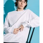 tシャツ Tシャツ 【Champion Authentic T-SHIRTS】刺繍ロゴワッペン ルーズベーシックロンT