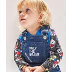 tシャツ Tシャツ DIESEL(ディーゼル)Baby  プリント長袖Tシャツカットソー