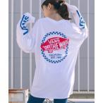 tシャツ Tシャツ 別注:VANS/ヴァンズ Check OTW L/S T-Shirts ロンT