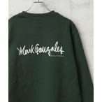 スウェット 【MARK GONZALES/マークゴンザレス】CORPUS TOKYO別注 裏起毛 グラフィックアートワーク トレーナー