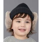 帽子 キャップ フライトニット帽
