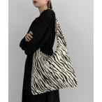 トートバッグ バッグ Zebra casual bag / ゼブラカジュアルバッグ