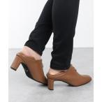 ブーツ LIBERTYDOLL / スクエアトゥリングジップ美脚ブーティ(1162)