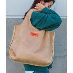 トートバッグ バッグ 【UNIVERSAL OVERALL/ユニバーサルオーバーオール】ムートンリバーシブルトートバッグ