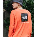tシャツ Tシャツ THE NORTH FACE/ザ・ノースフェイス M L/S RED BOX TEE ロンT