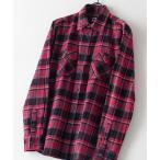 シャツ ブラウス 【OUTDOOR PRODUCTS/アウトドアプロダクツ】綿100% 厚手ネルチェックシャツ